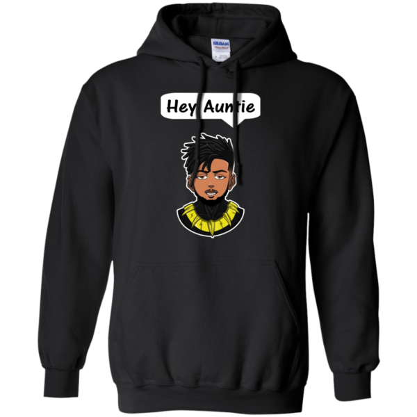 Black Panther – Erik Killmonger Hey Auntie Shirt, Hoodie, Tank