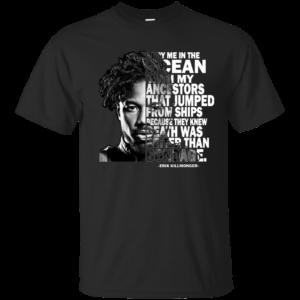 Erik Killmonger – Death Was Better Than Bondage Shirt, Hoodie, Tank