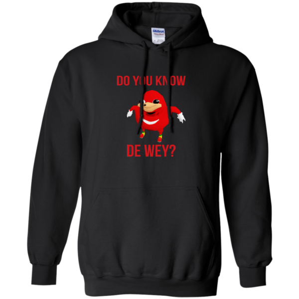 Do You Know De Wey T-Shirt