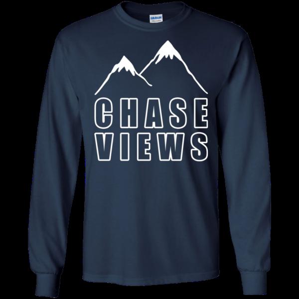 Chase Views Shirt, Hoodie, Tank