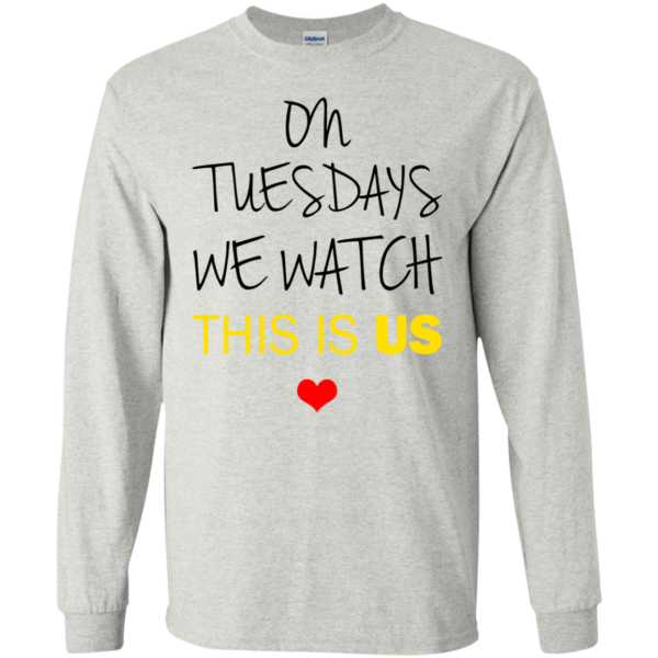 On Tuesday We Watch This Is US Shirt, Hoodie, Tank