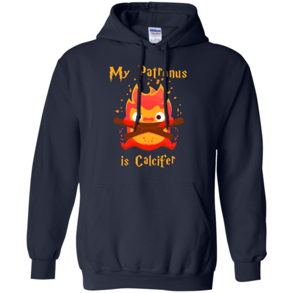My Patronus Is Calcifer Shirt, Hoodie, Tank