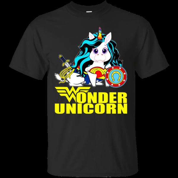 Wonder Woman – Wonder Unicorn Shirt, Hoodie, Tank