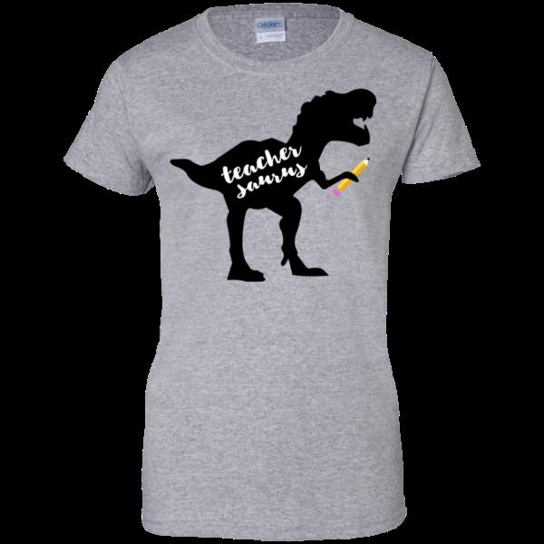 Teachersaurus Shirt, Hoodie, Tank