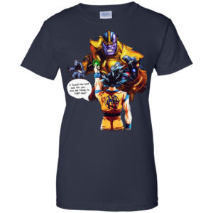 Goku – Thanos – I Found The Last One For You Shirt, Hoodie