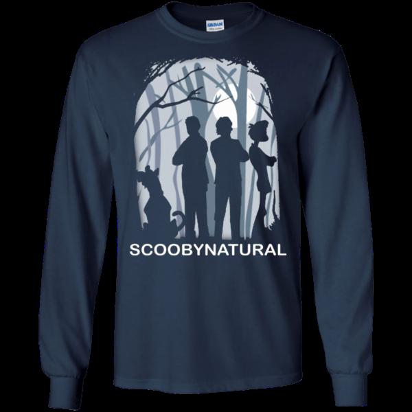 Scoobynatural Silhouette Shirt, Hoodie, Tank