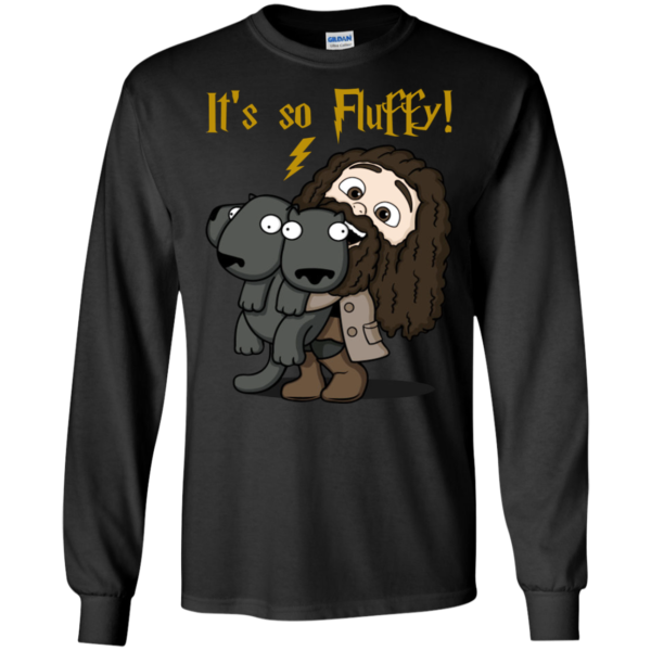 Rubeus Hagrid – It's So Fluffy Shirt, Hoodie, Tank