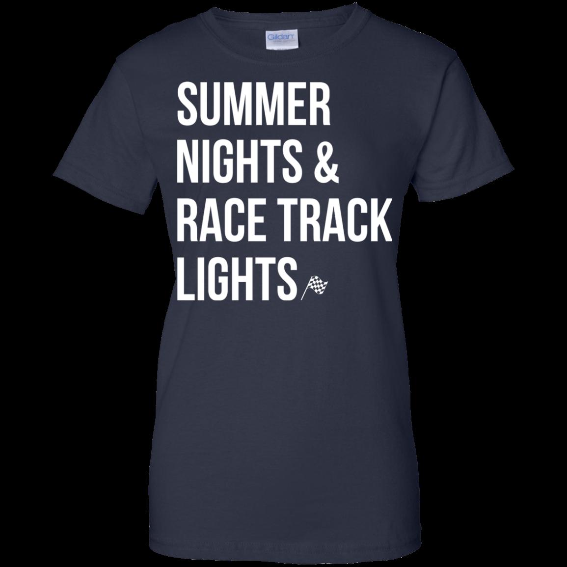 Summer nights and race track lights shirt hoodie allbluetees summer nights and race track lights shirt hoodie aloadofball Gallery