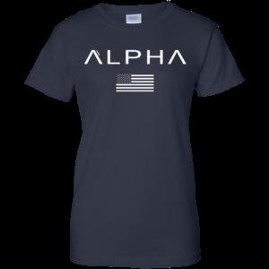 Americe Alpha Crossfit Shirt, Hoodie, Tank