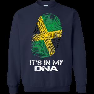 Jamaican – It's In My DNA Shirt, Hoodie, Tank