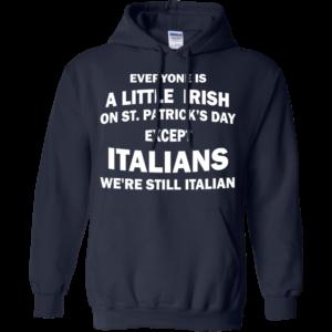 Everyone Is A Little Irish Shirt, Hoodie, Tank