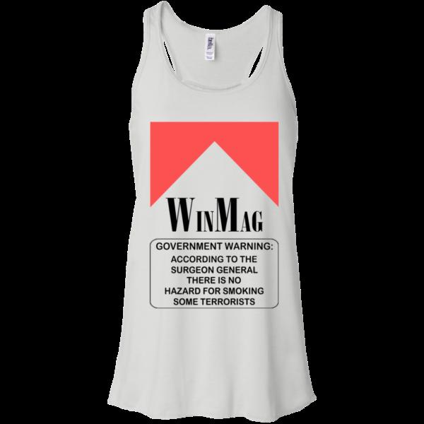 Winmag Government Warning Shirt, Hoodie, Tank