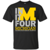 In It Four Michigan Final 2018 Men's West Regional Champions Shirt
