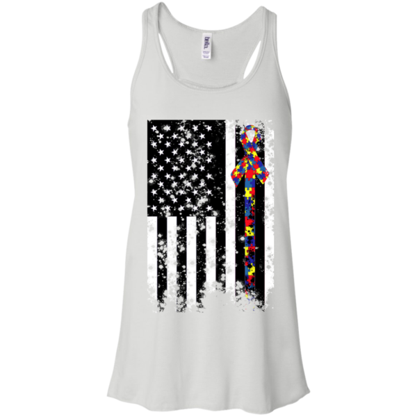 Breast Cancer Autism Flag Shirt, Hoodie, Tank