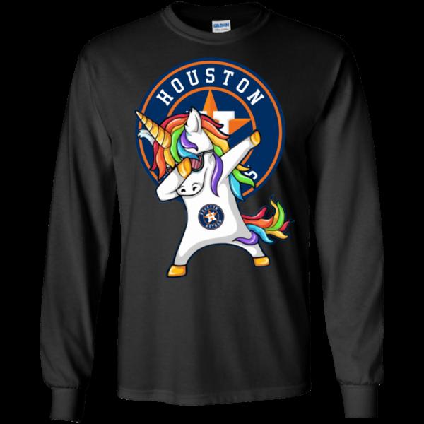 Houston Astros – Unicorn Dabbing Shirt, Hoodie