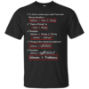 To Find A Woman You Need Time And Money Shirt