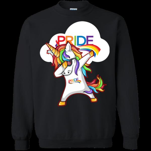 Pride – Unicorn Dabbing Shirt, Hoodie, Tank