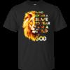 Lion – I'm No Longer A Slave To Fear I Am A Child Of God Shirt, Hoodie