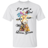 I'm Just A Girl Who Loves Goats Shirt, Hoodie
