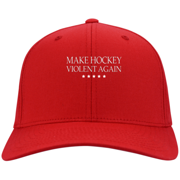 Make Hockey Violent Again Hats
