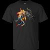 Dragon Ball – Goku vs Superman And Batman Shirt, Hoodie