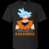 Rick And Morty – I Turned Myself Into A Saiyan Morty – I'm Kakarick Shirt