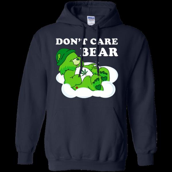 Cannabis Bear – Don't Care Bear Shirt, Hoodie, Tank