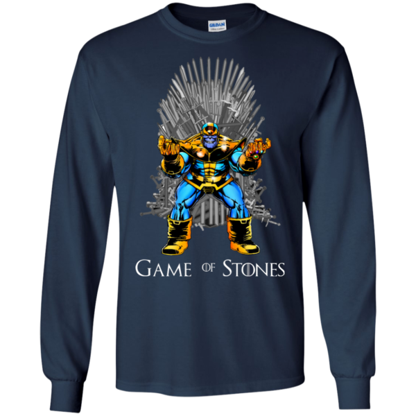 Thanos – Game Of Thrones – Game Of Stones Shirt, Hoodie
