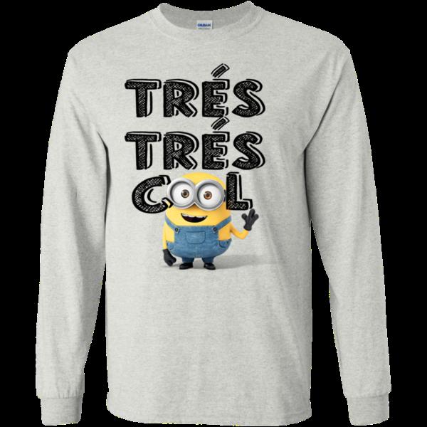 Minion – Tres Tres Cool Shirt, Hoodie, Tank