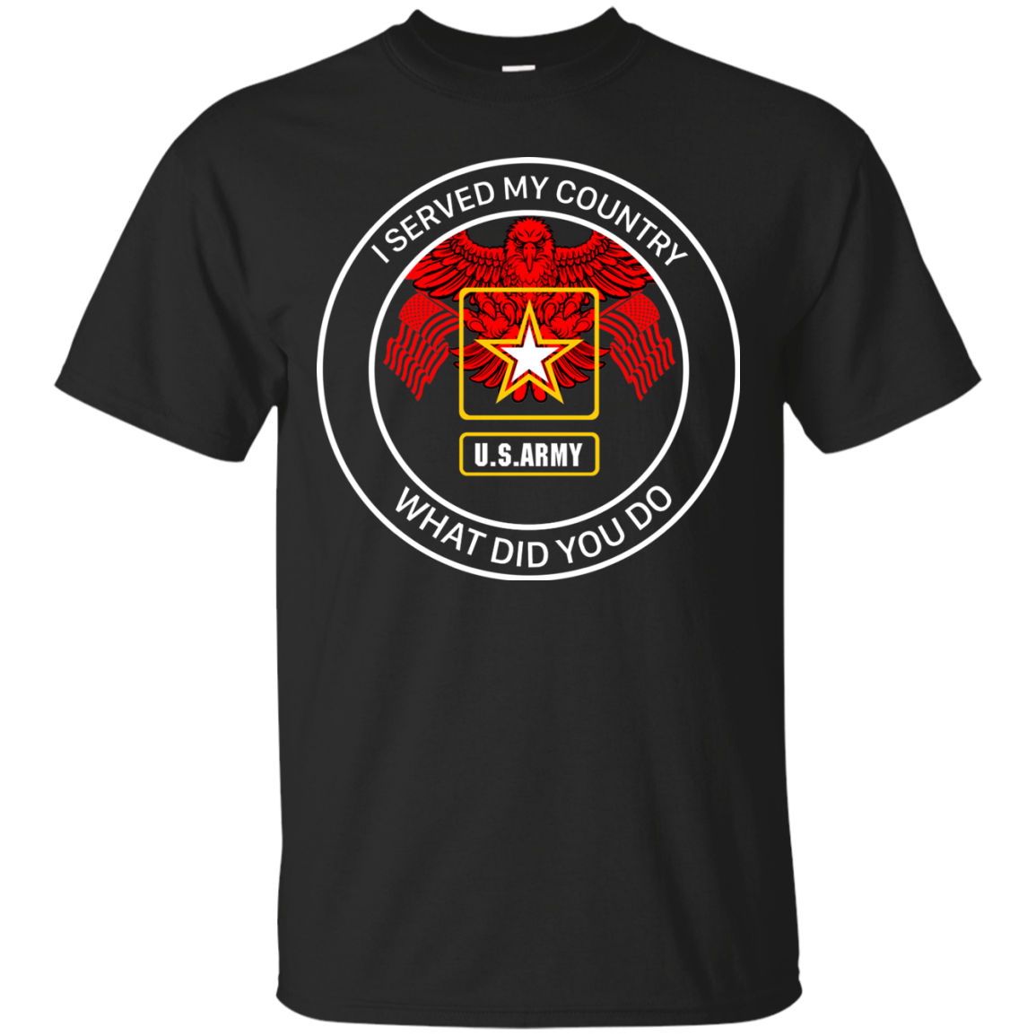 I Served My Country What Did You Do Shirt f8c91e7b1dd4