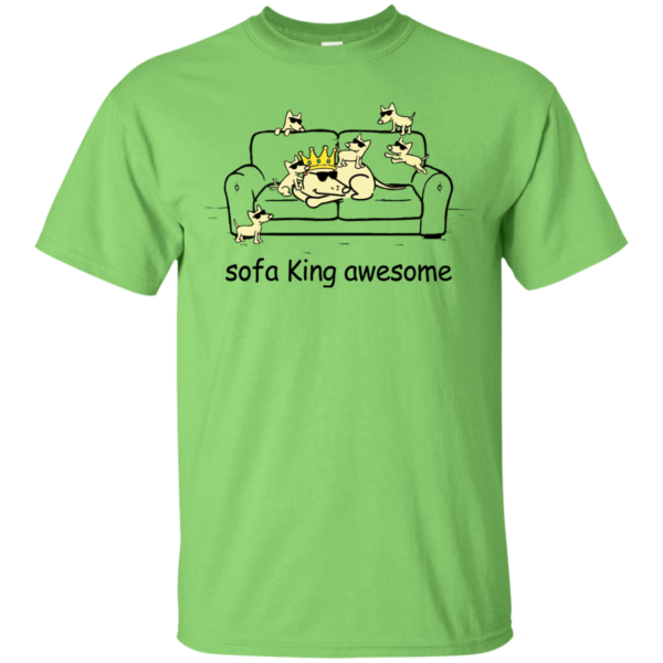 Dogs – Sofa King Awesome Shirt, Hoodie