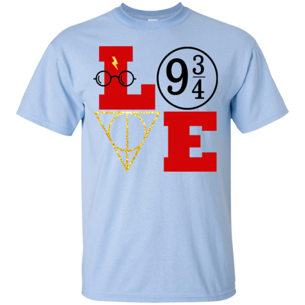 Harry Potter LOVE Shirt, Hoodie, Tank