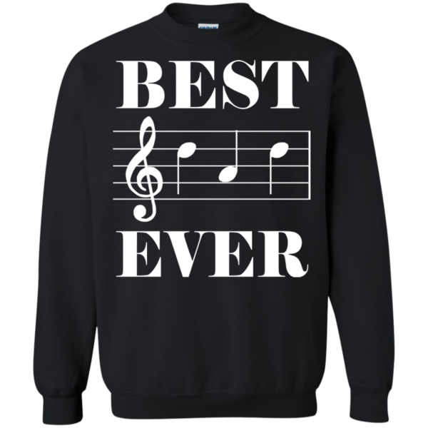 Best Dad Ever Treble Clef Father's Day Shirt, Hoodie