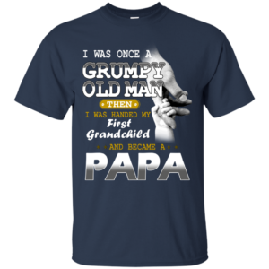 I Was Once A Grumpy Old Man Shirt, HoodieI Was Once A Grumpy Old Man Shirt, Hoodie