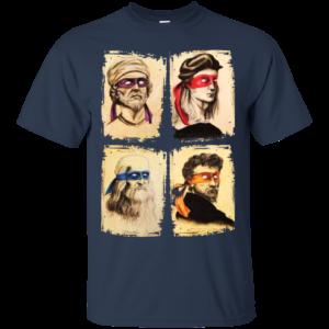 TMNT Shirt, Hoodie, Tank