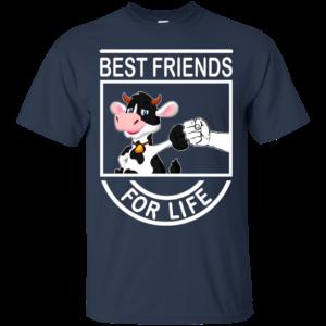 Cow – Best Friends For Life Shirt, HoodieCow – Best Friends For Life Shirt, Hoodie