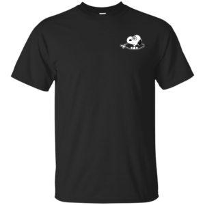 Snoopy Pocket Shirt, Hoodie, Tank