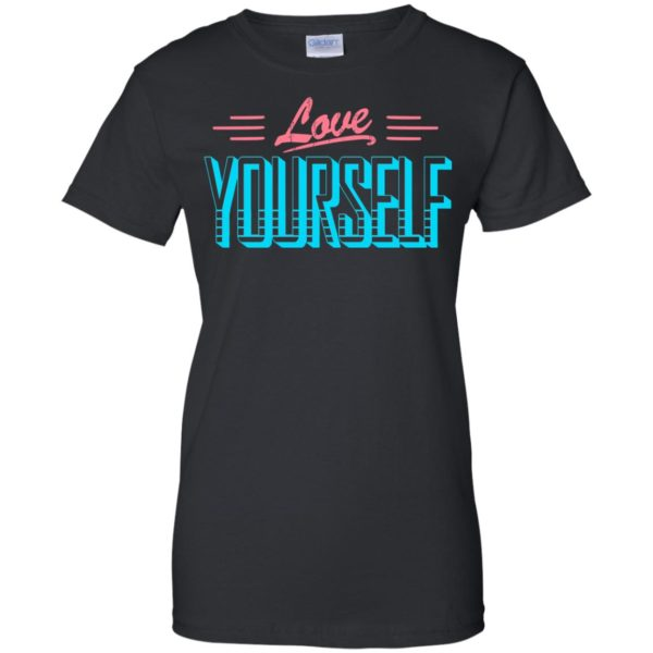 Love Yourself Shirt, Hoodie, Tank