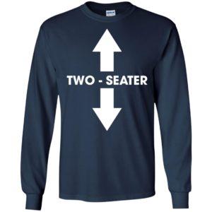 Two – Seater Shirt, Hoodie, Tank