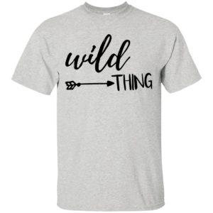 Wild Thing Shirt, Hoodie, Tank