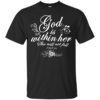 God Is Within Her She Will Not Fall Shirt