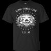 Sloth Fitness Club 3,2,1…No Shirt, Hoodie