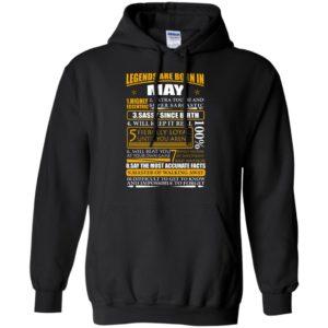 Legends Are Born In May – Highly Eccentric Shirt