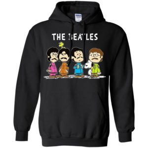 Snoopy And The Beatles Shirt, Hoodie, Tank