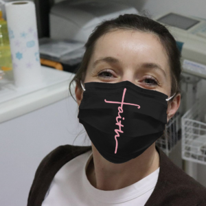 Faith Cloth Face Mask