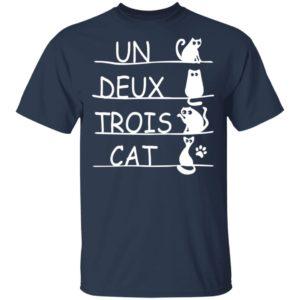 Un Deux Trois Cat Shirt