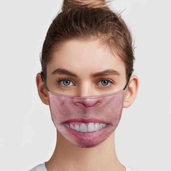 Denny Hamlin Nascar Face Mask