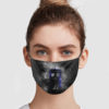 Doctor Who - Police Public Call Box Face Mask