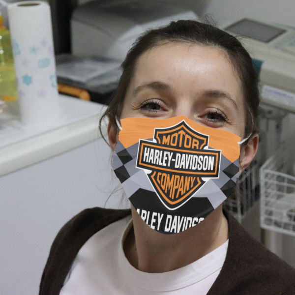 Harley Davidson Face Mask
