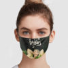 Katy Perry – Daisies Face Mask